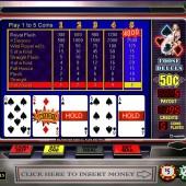 Азартные игры на деньги, видео покер